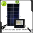 bifacial brightest solar flood lights outdoor series for village