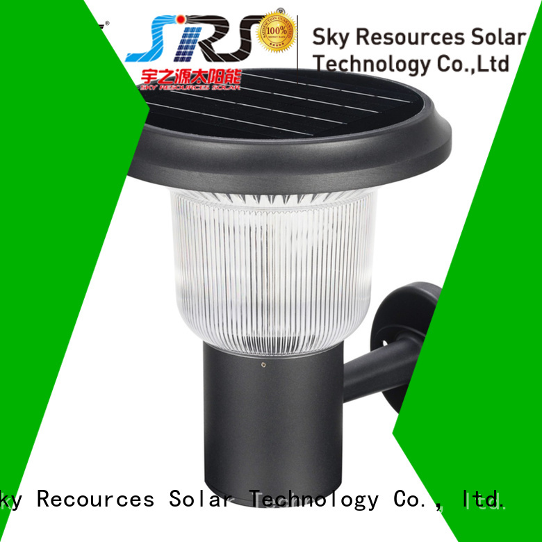 SRS high powered outdoor lawn lights details for house