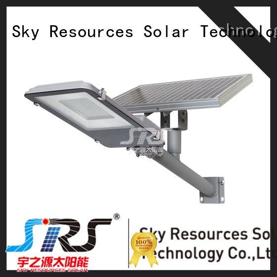 cheap solar road light integrated with battery for school
