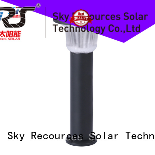 SRS solar powered lawn lights supplier for house