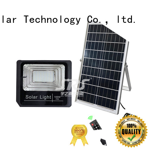 advantages of led solar flood lights outdoor certification‎ for village