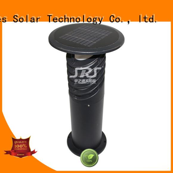 advantages of led grass lights system for umbrella