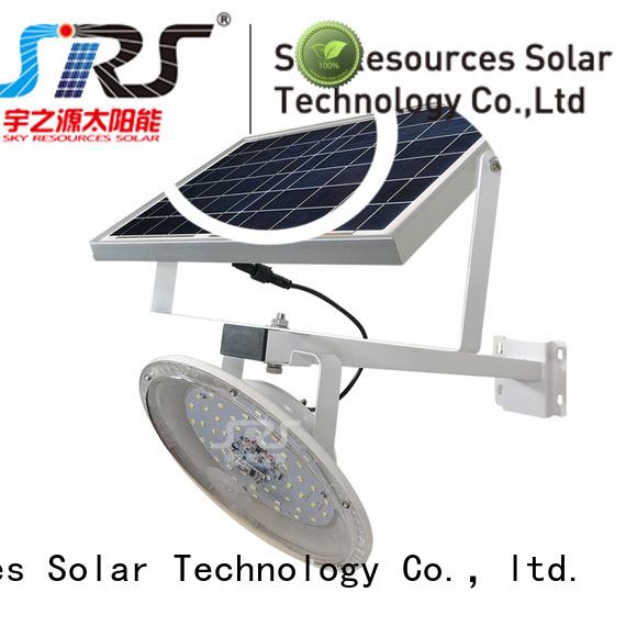 solar led street light for flagpole SRS