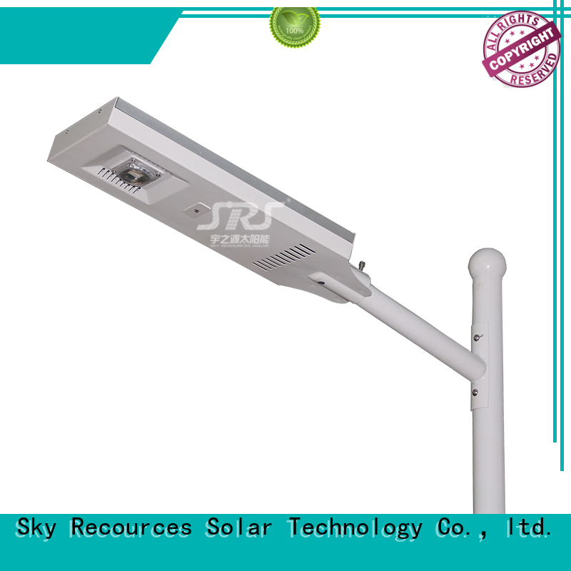 automatic solar energy street lights manufacturers with remote for home
