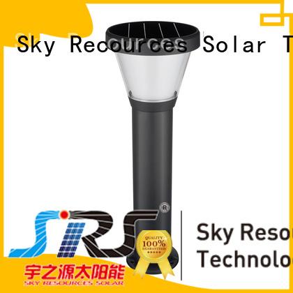 SRS solar garden lights on sale supplier for house