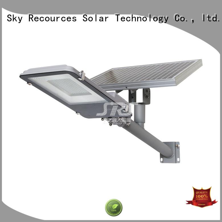 integrated solar led street light price list for fence post SRS
