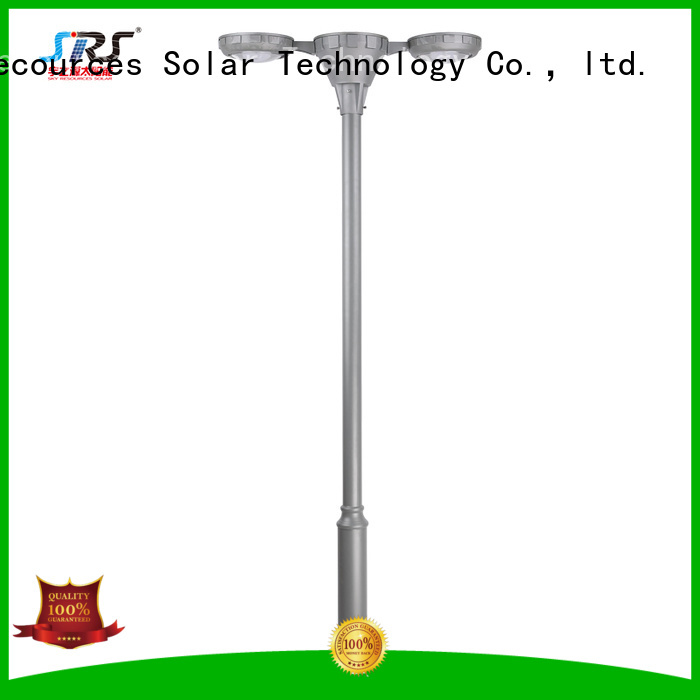 SRS national outdoor solar landscape lights uses for shady areas