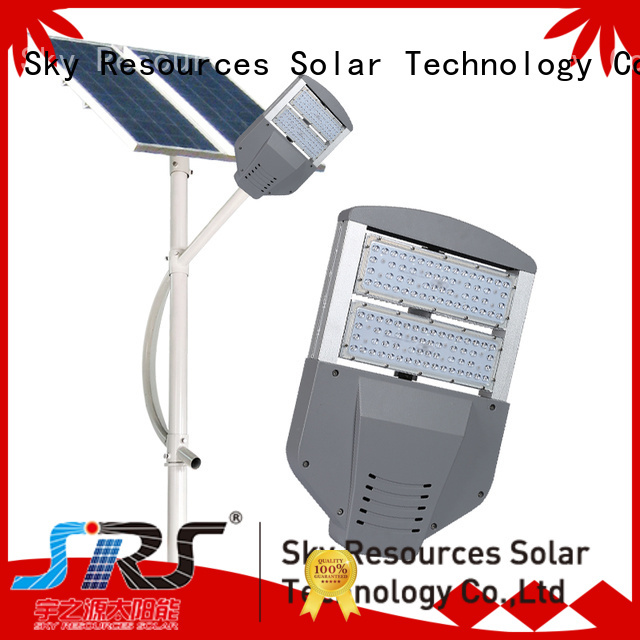 integrated solar street lighting system parking supplier for home