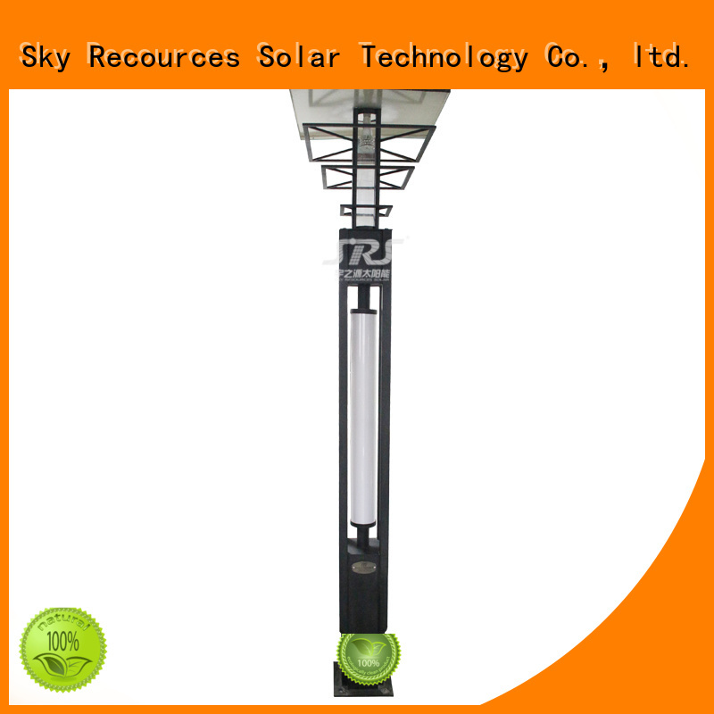 high quality solar panel garden lights export for shady areas