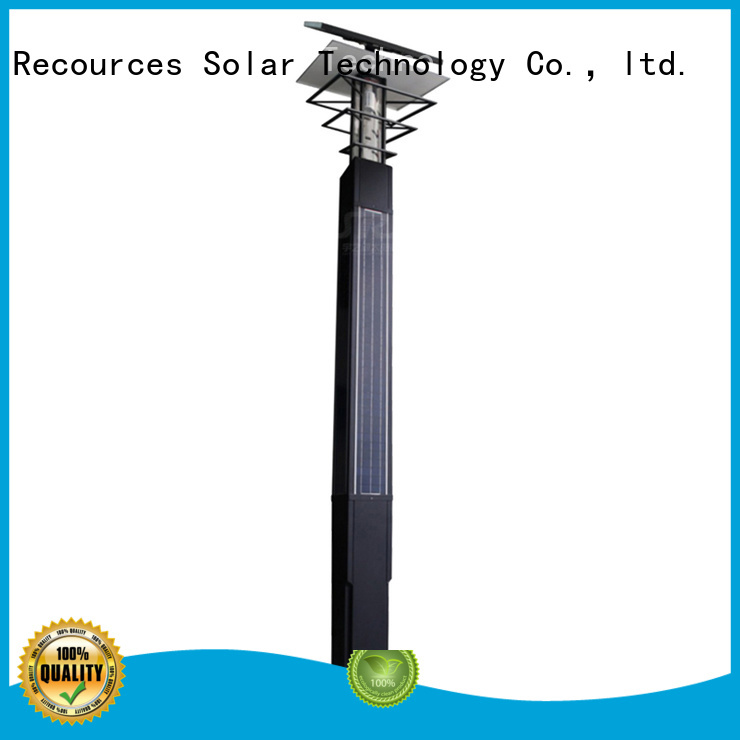 SRS smart solar garden lights products for walls