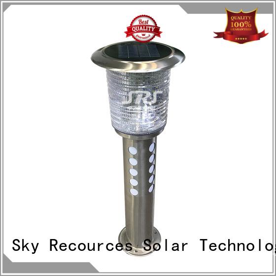 SRS grass solar lights manufaturer for trees