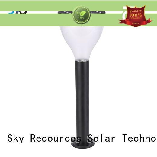 custom led grass lights manufaturer for posts