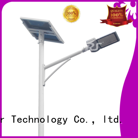 waterproof solar road light configuration for flagpole