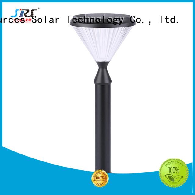 SRS advantages of solar led lawn lights system for umbrella