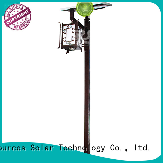 SRS cheap solar garden lights images for shady areas