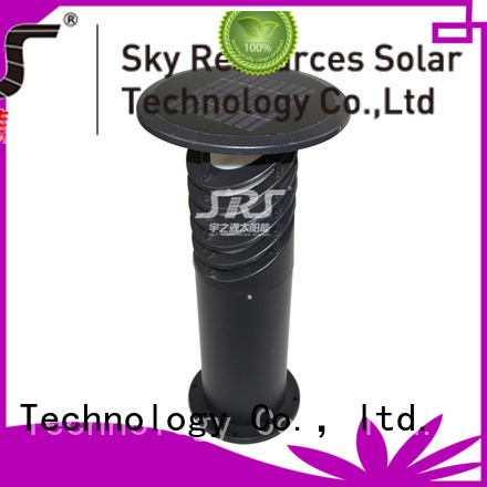 SRS integrated solar lighthouse for yard supplier for house