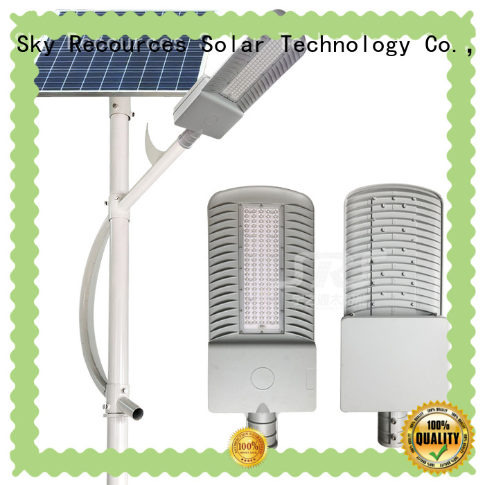 cheap stand alone solar street light factory for outside