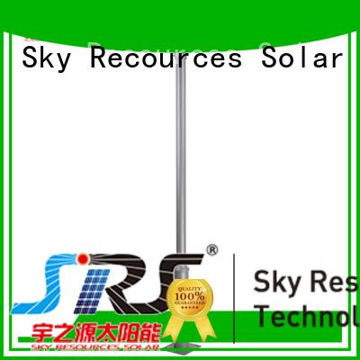 SRS smart solar lamps for garden uses for trees