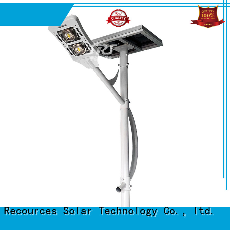 SRS luminous solar street light supplier for outside