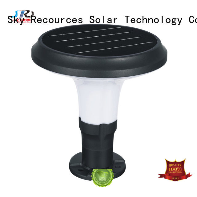SRS cool solar garden lights details for patio