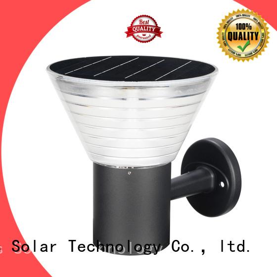 SRS custom solar energy garden lights system for trees