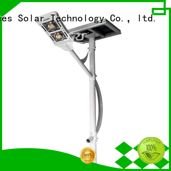 SRS solar street light maintenance supplier for shed