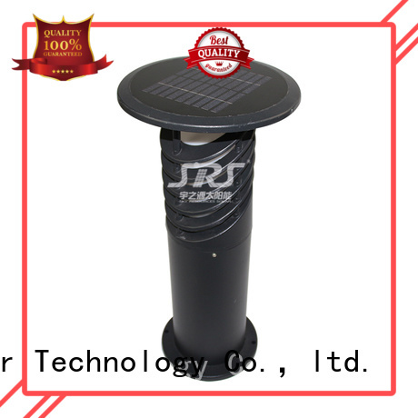 integrated outdoor lawn lamps manufaturer for posts