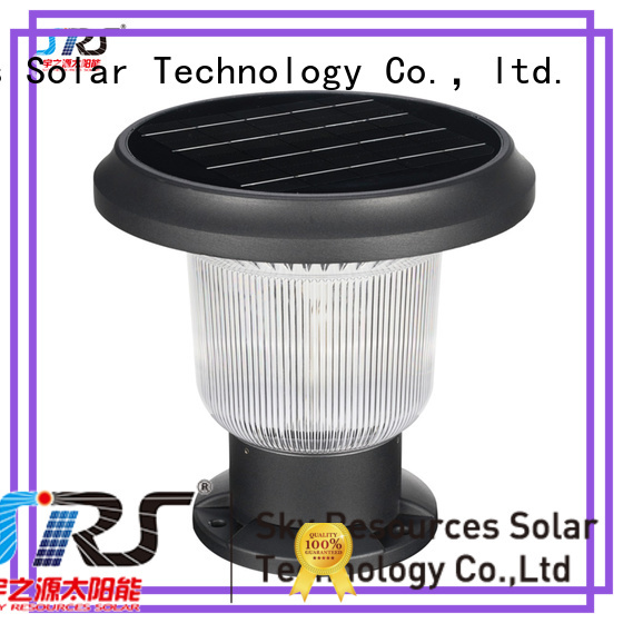 SRS solar garden lamps and lanterns supplier for posts