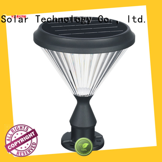 integrated outdoor lawn lamps supplier for umbrella
