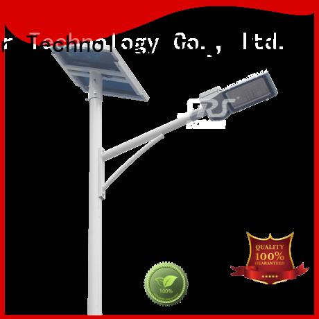 SRS semi-integrated solar street light price list for flagpole