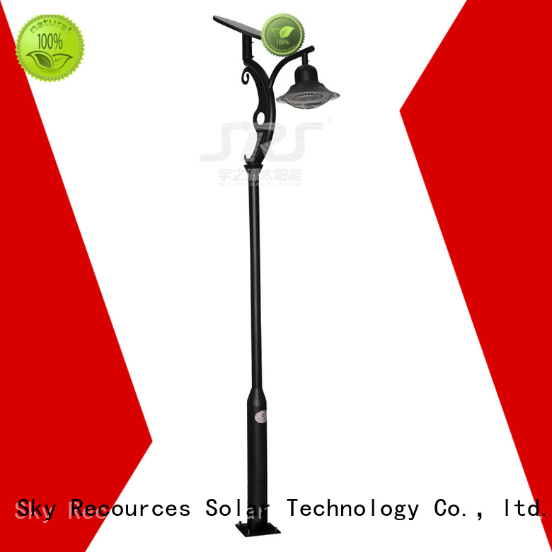 SRS yzyty057 solar garden stake lights make in China for trees