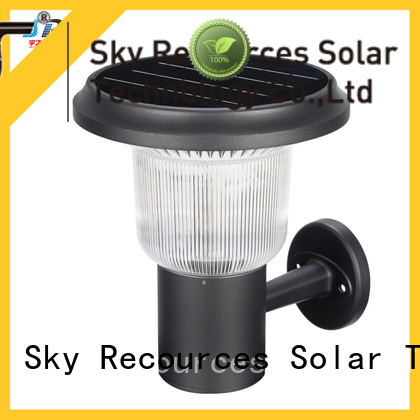 SRS wall solar wall lamp outdoor manufacturers for house