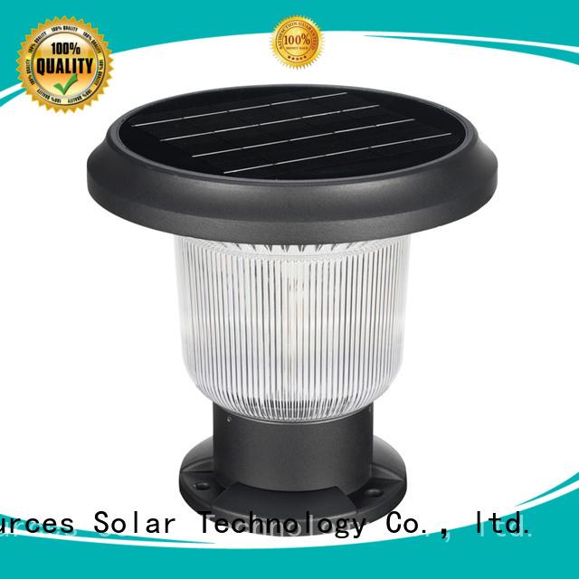 SRS high powered outdoor solar patio lights details for umbrella