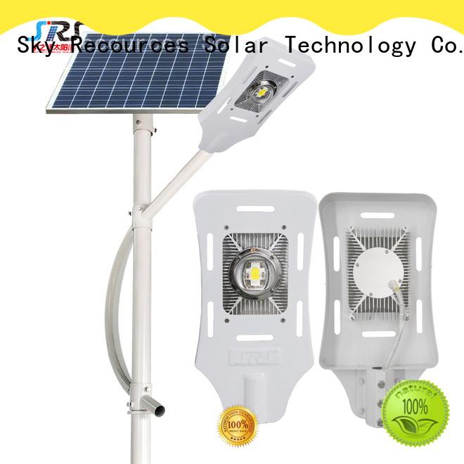 SRS buy pole solar street light apply for home