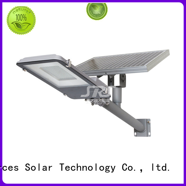 SRS solar compound lights with battery for garden