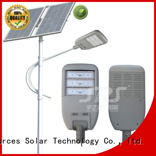 integrated solar led street light kit supplier for shed
