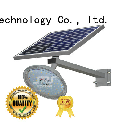 waterproof solar street light with panel and battery with battery for school
