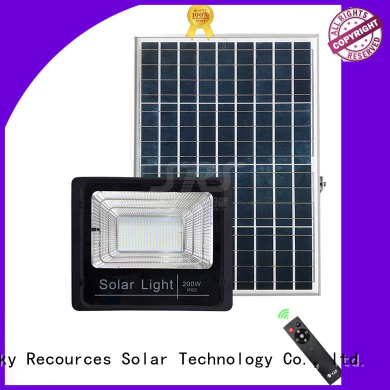 advantages of solar led flood lights certification for home use