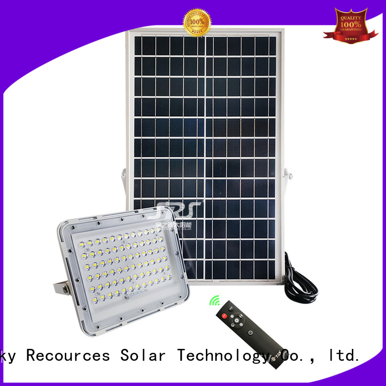 advantages of best outdoor solar flood lights certification for home use