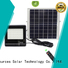 bifacial brightest solar flood lights outdoor customized for village
